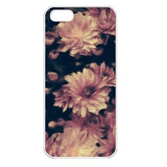 Phenomenal Blossoms Soft Apple iPhone 5 Seamless Case (White)