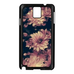 Phenomenal Blossoms Soft Samsung Galaxy Note 3 N9005 Case (Black)