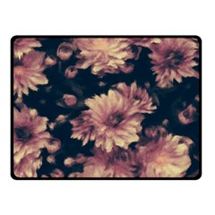 Phenomenal Blossoms Soft Double Sided Fleece Blanket (small)