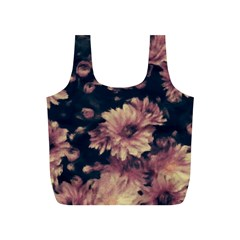 Phenomenal Blossoms Soft Full Print Recycle Bags (S)