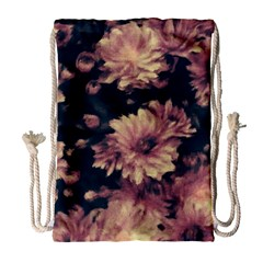 Phenomenal Blossoms Soft Drawstring Bag (Large)