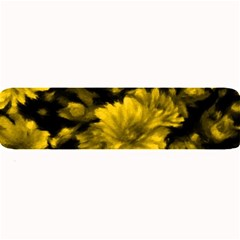 Phenomenal Blossoms Yellow Large Bar Mats