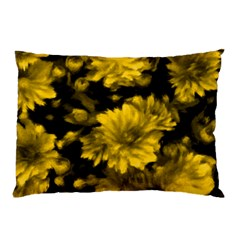 Phenomenal Blossoms Yellow Pillow Cases