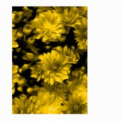 Phenomenal Blossoms Yellow Large Garden Flag (Two Sides)