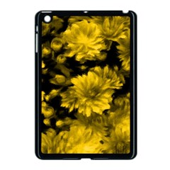 Phenomenal Blossoms Yellow Apple iPad Mini Case (Black)