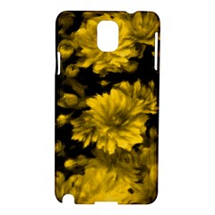 Phenomenal Blossoms Yellow Samsung Galaxy Note 3 N9005 Hardshell Case