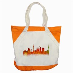 Barcelona 02 Accent Tote Bag