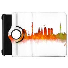 Barcelona 02 Kindle Fire HD Flip 360 Case