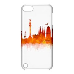 Barcelona 02 Apple iPod Touch 5 Hardshell Case with Stand