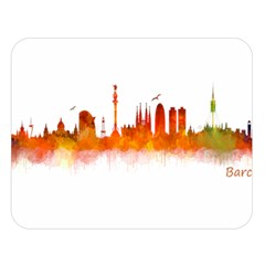 Barcelona 02 Double Sided Flano Blanket (Large)