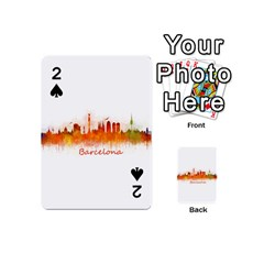 Barcelona City Art Playing Cards 54 (Mini)
