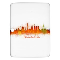 Barcelona City Art Samsung Galaxy Tab 3 (10.1 ) P5200 Hardshell Case