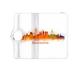 Barcelona City Art Kindle Fire HDX 8.9  Flip 360 Case