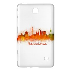 Barcelona City Art Samsung Galaxy Tab 4 (8 ) Hardshell Case