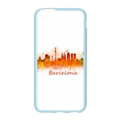 Barcelona City Art Apple Seamless iPhone 6/6S Case (Color)