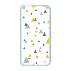 Pastel Random Triangles Modern Pattern Apple Seamless iPhone 6/6S Case (Color)