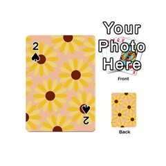 Sunflowers Everywhere Playing Cards 54 (Mini)