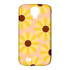 Sunflowers Everywhere Samsung Galaxy S4 Classic Hardshell Case (PC+Silicone)
