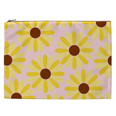 Sunflower Cosmetic Bag (XXL)