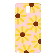 Sunflower Samsung Galaxy Note 3 N9005 Hardshell Back Case
