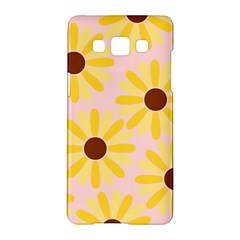 Sunflower Samsung Galaxy A5 Hardshell Case