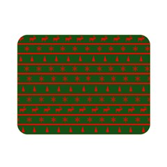 Ugly Christmas Sweater  Double Sided Flano Blanket (Mini)
