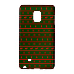 Ugly Christmas Sweater  Galaxy Note Edge