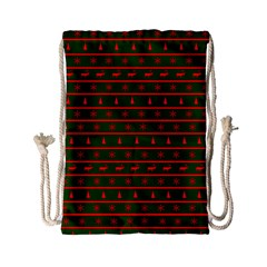 Ugly Christmas Sweater  Drawstring Bag (Small)