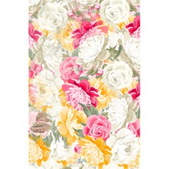 Colorful Floral Collage 5.5  x 8.5  Notebooks