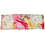 Colorful Floral Collage Body Pillow Cases (Dakimakura)  Body Pillow Case
