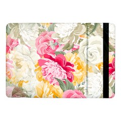 Colorful Floral Collage Samsung Galaxy Tab Pro 10 1  Flip Case