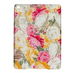 Colorful Floral Collage iPad Air 2 Hardshell Cases