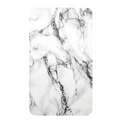 White Marble Stone Print Memory Card Reader