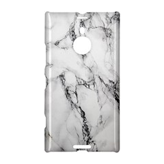 White Marble Stone Print Nokia Lumia 1520