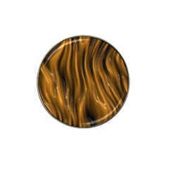 Shiny Silk Golden Hat Clip Ball Marker (10 pack)