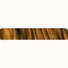 Shiny Silk Golden Small Bar Mats