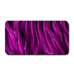 Shiny Silk Pink Medium Bar Mats