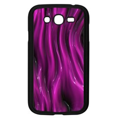 Shiny Silk Pink Samsung Galaxy Grand DUOS I9082 Case (Black)