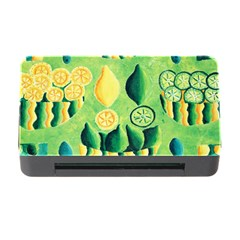 Lemons And Limes Memory Card Reader with CF