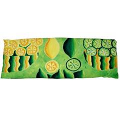 Lemons And Limes Body Pillow Cases (Dakimakura)