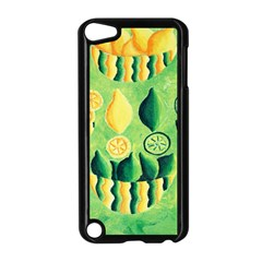 Lemons And Limes Apple iPod Touch 5 Case (Black)