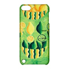 Lemons And Limes Apple iPod Touch 5 Hardshell Case with Stand