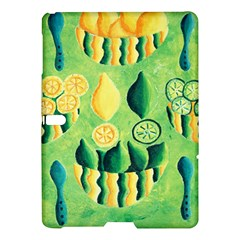 Lemons And Limes Samsung Galaxy Tab S (10.5 ) Hardshell Case