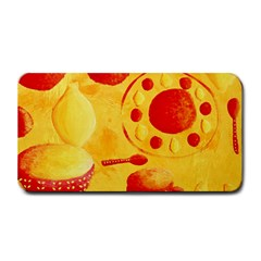 Lemons And Oranges With Bowls  Medium Bar Mats