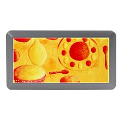 Lemons And Oranges With Bowls  Memory Card Reader (Mini)