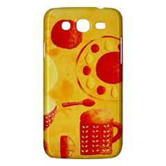 Lemons And Oranges With Bowls  Samsung Galaxy Mega 5.8 I9152 Hardshell Case