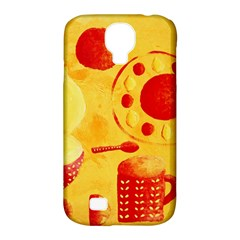 Lemons And Oranges With Bowls  Samsung Galaxy S4 Classic Hardshell Case (PC+Silicone)