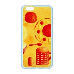 Lemons And Oranges With Bowls  Apple Seamless iPhone 6/6S Case (Color)