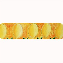 Lemons Large Bar Mats