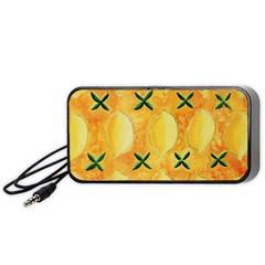 Lemons Portable Speaker (Black)